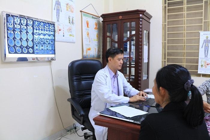 Bác sĩ Nguyễn Tường Vũ